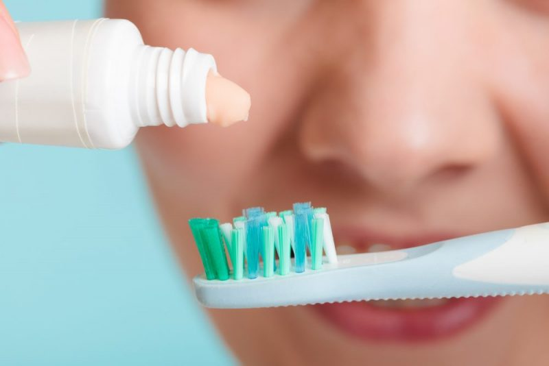 toothbrush dental care toothpaste